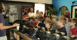 Paintball Safety Speech
