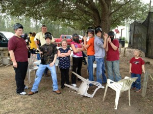 Church Groups - Youth Paintball Groups